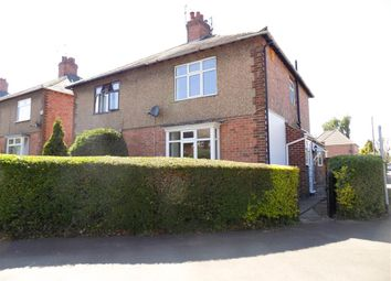 3 bed semi-detached house to rent in Park Road, Loughborough LE11