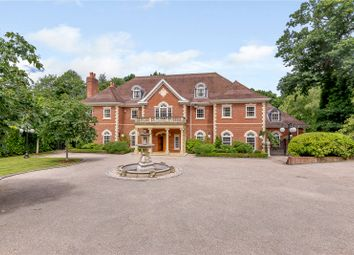 Thumbnail 7 bed detached house for sale in London Road, Sunningdale, Ascot, Berkshire