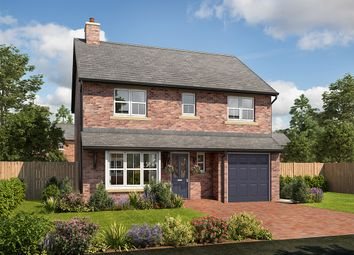 """Thumbnail 4 bed detached house for sale in """"Wellington"""" at Goodwood Drive, Carlisle"""