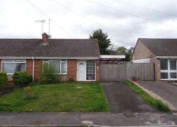 Thumbnail 2 bed semi-detached bungalow for sale in Walton Road, Exeter
