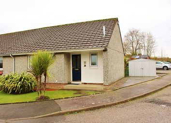 Thumbnail 1 bed semi-detached bungalow for sale in 6 Tanneree, Glenluce