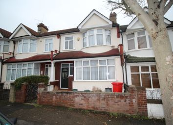 Thumbnail 3 bed terraced house for sale in Westbury Road, London