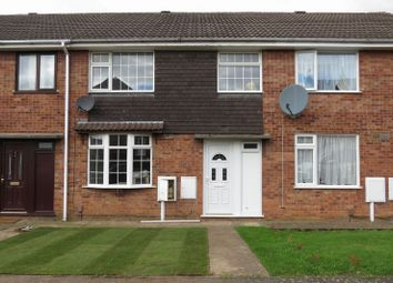 Thumbnail 3 bed terraced house to rent in Wren Close, Melton Mowbray