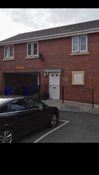 Thumbnail 2 bed flat to rent in Sawmill Way, Burton On Trent