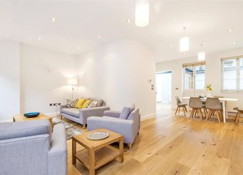 Thumbnail 3 bed mews house to rent in Harley Place, London