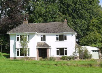 Thumbnail 3 bedroom detached house to rent in Shute Road, Kilmington, Axminster, Devon