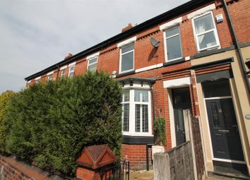 Thumbnail 2 bed terraced house for sale in Gloucester Road, Urmston, Manchester