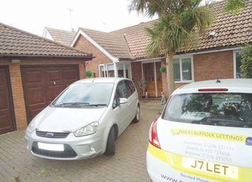 Thumbnail 3 bed bungalow to rent in East Road, West Mersea, Colchester, Essex