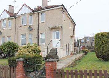 Thumbnail 1 bed flat for sale in Arran View, Kilsyth, Glasgow