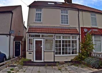 Thumbnail 4 bed terraced house to rent in Clydesdale Road, Romford