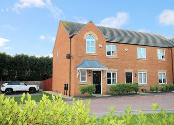 Thumbnail 3 bed semi-detached house for sale in Croft Close, Two Gates, Tamworth