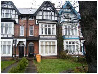 Thumbnail 1 bed flat for sale in Narborough Road, Leicester