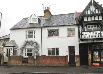Thumbnail 2 bed terraced house for sale in The Green, Datchet, Slough