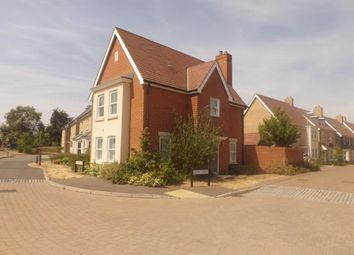 Thumbnail 4 bed detached house for sale in Aston Croft, Biggleswade, Bedfordshire