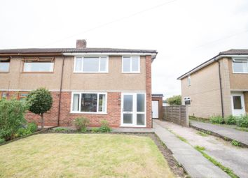 Thumbnail 3 bed semi-detached house for sale in Queens Close, Worsley