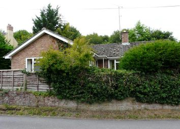 Thumbnail 3 bed detached bungalow for sale in Newtown, Hungerford