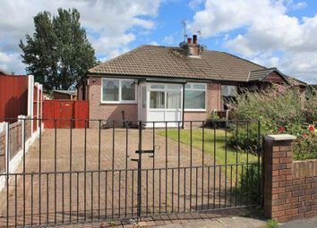 Thumbnail 3 bed semi-detached bungalow for sale in Wellfield Road, Hindley Green, Wigan