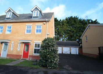 Thumbnail 3 bedroom property to rent in Morgan Close, Leagrave, Luton