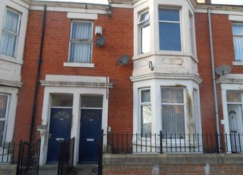 Thumbnail 3 bedroom flat to rent in Ladykirk Road, Benwell, Newcastle Upon Tyne