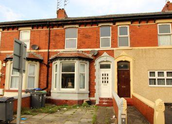 Thumbnail 2 bedroom flat to rent in Cheltenham Road, Blackpool