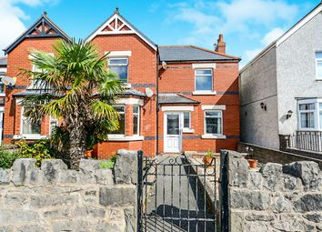 Thumbnail 3 bed semi-detached house for sale in Vale Road, Rhyl