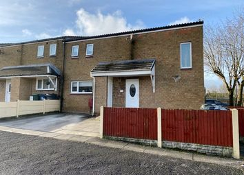 Thumbnail 4 bed terraced house to rent in Yewdale, Skelmersdale