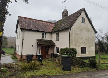 Thumbnail 4 bed detached house to rent in Offton, Ipswich