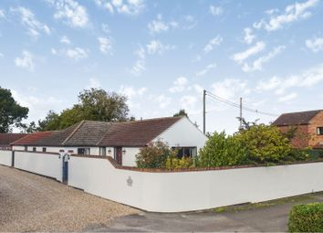 Thumbnail 5 bed detached bungalow for sale in Grange Lane, Willingham By Stow