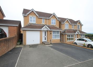 Thumbnail 4 bed detached house for sale in Ashton Way, Saltash