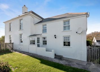 Thumbnail 4 bed detached house for sale in The Lizard, Helston, Cornwall