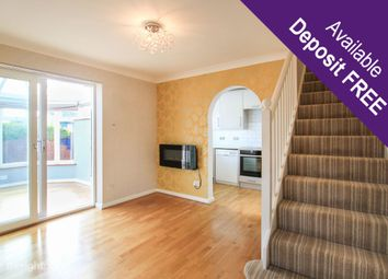 Thumbnail 1 bed semi-detached house to rent in Sullivan Crescent, Browns Wood, Milton Keynes