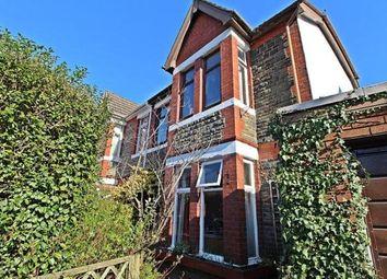 Thumbnail 4 bed property for sale in Park Crescent, Treforest, Pontypridd