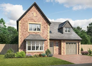 "Thumbnail 4 bedroom detached house for sale in ""Taunton"" at Strawberry How, Cockermouth"