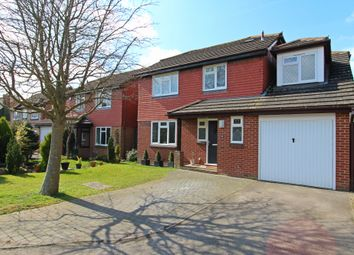 Thumbnail 4 bed detached house for sale in Brooklynn Close, Waltham Chase, Southampton, Hampshire