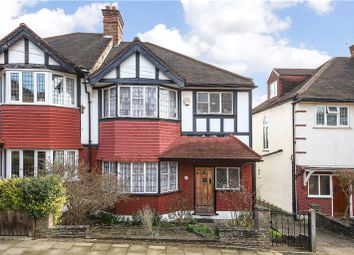 3 bed semi-detached house for sale in Baldry Gardens, Streatham, London SW16
