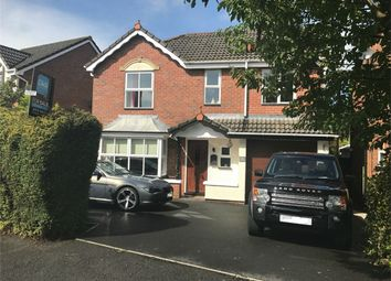 Thumbnail 5 bedroom detached house for sale in 71 Squires Wood, Fulwood, Preston, Lancashire