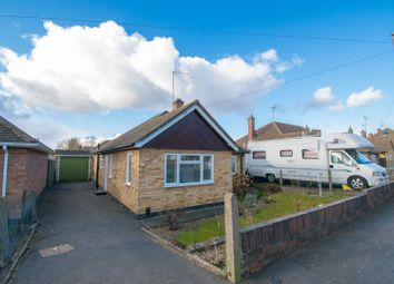 Thumbnail 2 bed bungalow for sale in Crowhurst Drive, Leicester