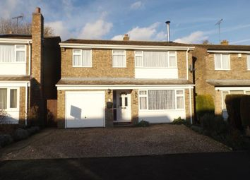 Thumbnail 4 bed detached house for sale in The Leys, Welford, Northampton, Northamptonshire