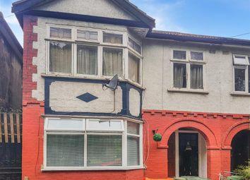 2 bed maisonette for sale in Gainsborough Avenue, Manor Park, London E12