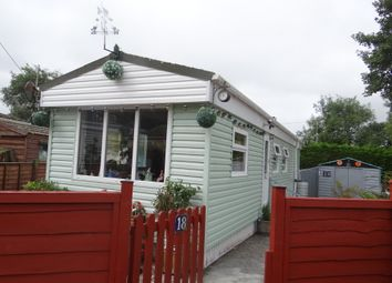 Thumbnail 1 bed mobile/park home for sale in Old Rectory Mews, St Columb