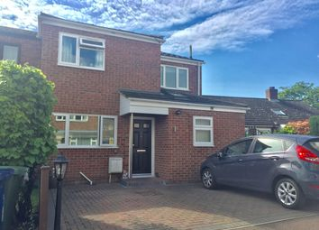 Thumbnail 4 bed semi-detached house for sale in March Lane, Cambridge, Cambridgeshire