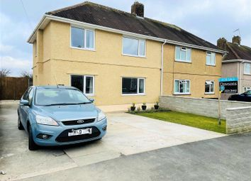 Thumbnail 3 bed semi-detached house for sale in Amanwy, Llanelli