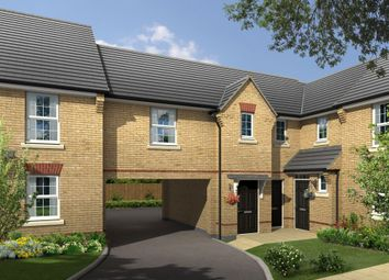 "Thumbnail 1 bed flat for sale in ""Calder"" at Great Denham, Bedford"