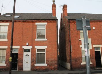 Thumbnail 4 bed semi-detached house to rent in City Road, Dunkirk, Nottingham