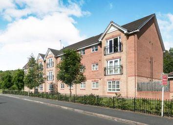 Thumbnail 2 bed flat for sale in Lamberton Drive, Brymbo, Wrexham, Wrecsam