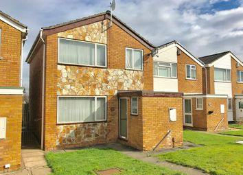 Thumbnail 3 bed detached house for sale in Campion Walk, Leicester