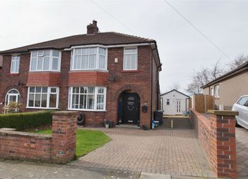 Thumbnail 3 bed semi-detached house for sale in Crown Road, Belle Vue, Carlisle, Cumbria