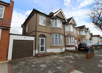 Thumbnail 4 bed semi-detached house to rent in Dawlish Drive, Ilford, Essex