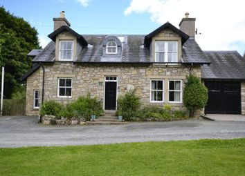 Thumbnail 4 bed detached house for sale in Greystone, Lamancha, West Linton