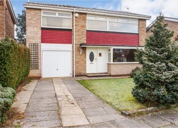 Thumbnail 4 bed detached house for sale in Sturton Close, Doncaster